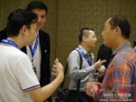 Business Networking  among C-Level Dating Industry Executives at the May 28-29, 2015 Beijing Asia and China Online and Mobile Dating Industry Conference