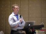 Daniel Haigh - COO of Oasis at iDate2015 Beijing