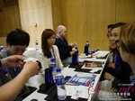 Speed Networking at the May 28-29, 2015 Beijing Asia and China Online and Mobile Dating Industry Conference