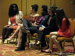 Essence Magazine Panel - Charreah Jackson, Laurie Davis-Edwards, Thomas Edwards, Renee Piane, Julie Spira at the January 20-22, 2015 Las Vegas Internet Dating Super Conference