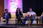 Tanya Fathers - CEO of Dating Factory on the Final Panel at the 40th International Dating Industry Convention