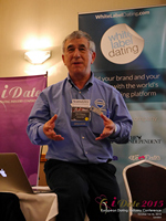 Dave Wiseman Vice President Of Sales And Marketing Speaking To The European Dating Market On Scam Detection Technology at the October 14-16, 2015 London European Union Online and Mobile Dating Industry Conference