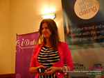 Juliette Prais CEO of Pink Lobster Dating Speaking at CEO Therapy at iDate2015 London