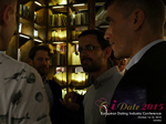 Networking Party At The Library In London For UK Dating And Match Making CEOs And Owners  at the 12th annual European Union iDate conference matchmakers and online dating professionals in London
