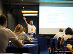 Gary Beal - CEO of Vanguard Online Media at the 45th Dating Agency Industry Conference in Cyprus