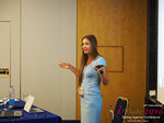 Svetlana Mukha - CEO of Diolli at the 45th Dating Agency Business Conference in Limassol