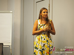 Svetlana Mukha - CEO of Diolli at the July 20-22, 2016 Limassol Dating Agency Business Conference