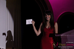 Julie Spira Presenting the Best Mobile Dating App Award in Miami at the 2016 Online Dating Industry Awards