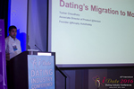 Tushar Chaudhary of Verizon Speaking on Dating Migration to Mobile at the 2016 Internet Dating Super Conference in Miami