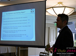 Jason Loia (COO, Unravel)  at the 38th Mobile Dating Negócio Conference in Beverly Hills