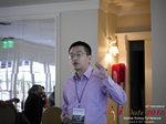 Shang Hsui Koo(CFO, Jiayuan)  at the June 8-10, 2016 Mobile Dating Negócio Conference in Beverly Hills