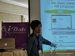 Takuya Iwamoto (Diverse-yyc-co-jp)  at iDate2016 Califórnia