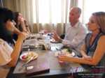 Lunch at the July 19-21, 2017 Misnk, Belarus International Romance Industry Conference