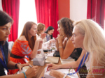 Speed Networking at the July 19-21, 2017 Misnk, Belarus International Romance Industry Conference