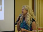 Julia Lanske - CEO of Lanske.ru at the May 23-25, 2018  Internet and Dating Agency Indústria Conference