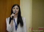 Olga Resnikova - CEO of Ukrainian Space at the 52nd iDate2018
