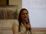 Dr. Julia Meszaros - Professor at Lebanon Valley College at the 52nd iDate2018