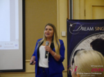 Valentina Gutarova - CEO of Ukrainian Real Brides at the May 23-25, 2018  Online and Dating Agency Indústria Conference
