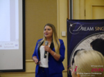 Valentina Gutarova - CEO of Ukrainian Real Brides at the 2018 Dating Agency & PID Indústria Conference in